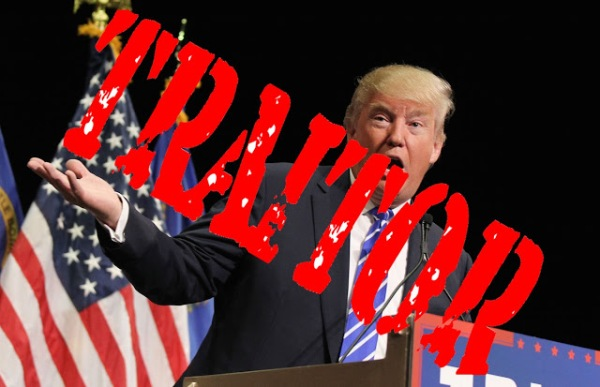 trump treason
