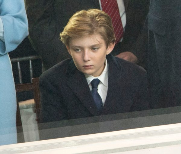 Child Protective Services confirms it's investigating Barron Trump