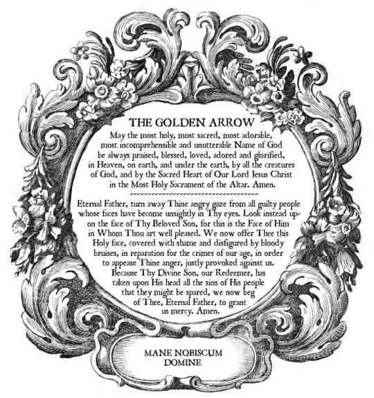 golden prayer