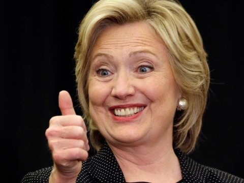 hillary-clinton-thumbs-up